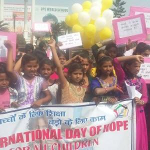 International Day of Hope for all Children